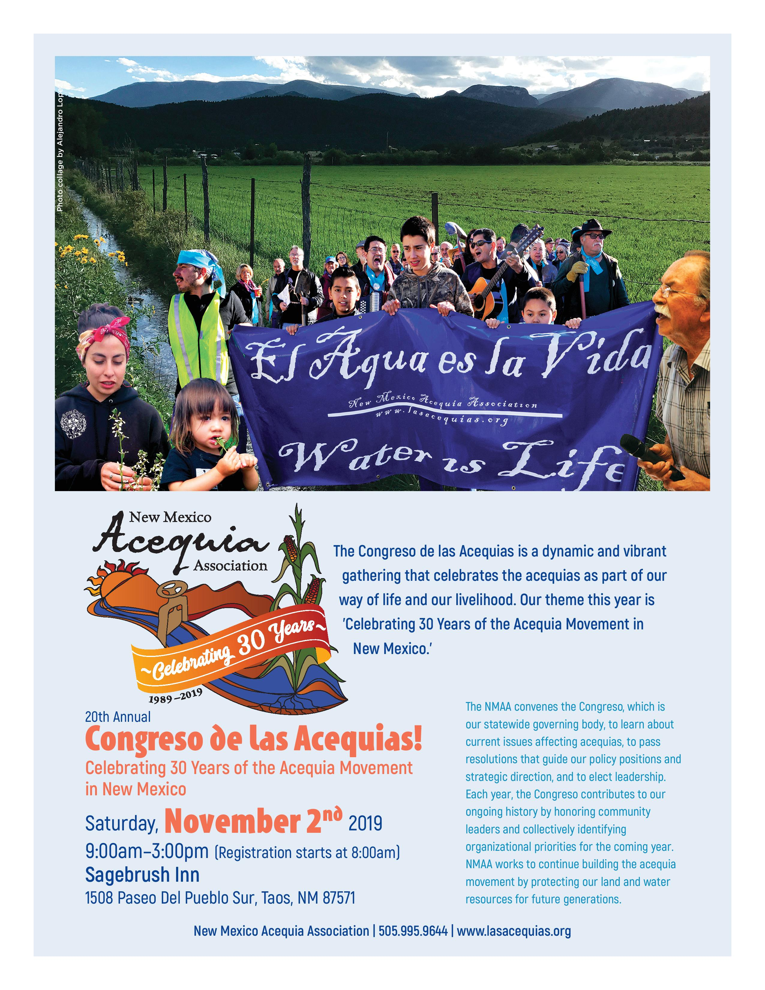 Click here to download the Congreso Program!