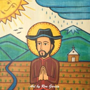 San Isidro Labrador Join Us For An Online Blessing New Mexico Acequia Association